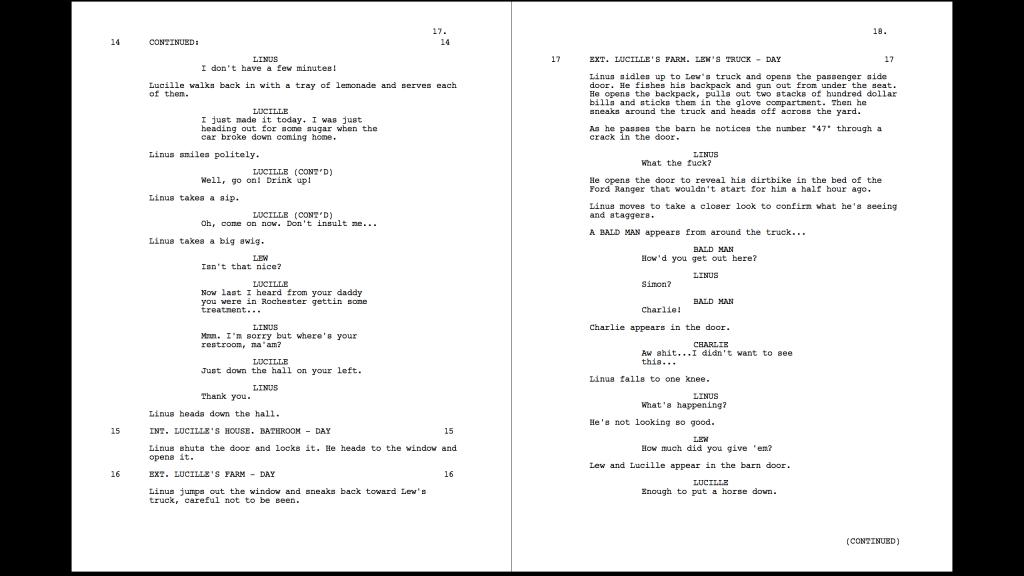 Sweet Corn _ Page 18:19